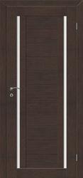 Дверь экошпон серии Duplex 2 венге
