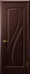 Ульяновская межкомнатная дверь Мария (Диамант) венге