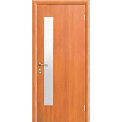Межкомнатная дверь Фрамир Эко шпон Виктория полотно со стеклом
