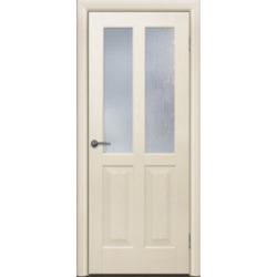 Межкомнатная дверь Фрамир Шпон Цезарь 12S полотно со стеклом