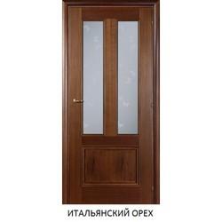 Двери Межкомнатные двери Mario Rioli Domenica Domenica 512 V Орех Итальянский