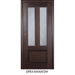 Двери Межкомнатные двери Mario Rioli Domenica Domenica 512 V Орех Махагон