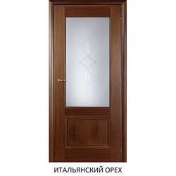 Двери Межкомнатные двери Mario Rioli Domenica Domenica 511 Орех Итальянский