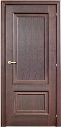 Двери Межкомнатные двери Mario Rioli ROMANTICO Ясень Шоколад 520