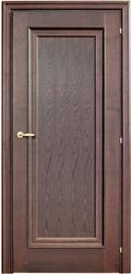 Двери Межкомнатные двери Mario Rioli ROMANTICO Ясень Шоколад 510