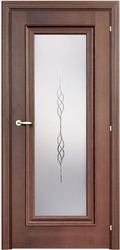Двери Межкомнатные двери Mario Rioli ROMANTICO Ясень Бурбон 501