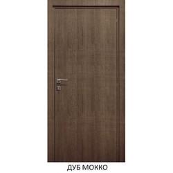 Двери Межкомнатные двери Mario Rioli MINIMO Minimo 500 со скрытыми петлями Дуб мокко