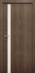 Двери Межкомнатные двери Mario Rioli MINIMO Minimo 501DВ со скрытыми петлями Дуб провенца