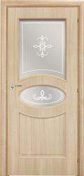 Двери Межкомнатные двери Mario Rioli Saluto Saluto 612 R2O бежевый палисандр
