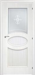 Двери Межкомнатные двери Mario Rioli Saluto Saluto 621 R2O белый палисандр