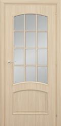 Двери Межкомнатные двери Mario Rioli Saluto Saluto 611 2LR бежевый палисандр