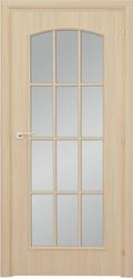 Двери Межкомнатные двери Mario Rioli Saluto Saluto 601 2LR бежевый палисандр