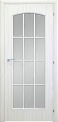 Двери Межкомнатные двери Mario Rioli Saluto Saluto 601 2LR белый палисандр