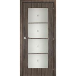 Двери Межкомнатные двери Mario Rioli Saluto Saluto 204 Lf серый палисандр