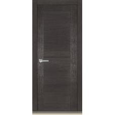Межкомнатная дверь Мебель массив  Неаполь 4 шпон пепельный дуб полотно глухое