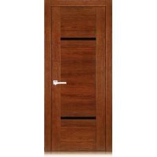Межкомнатная дверь Мебель массив  Неаполь 2 шпон коньячный дуб полотно со стеклом