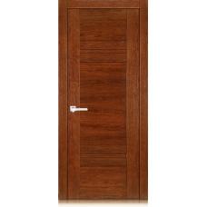 Межкомнатная дверь Мебель массив  Неаполь 2 шпон коньячный дуб полотно глухое