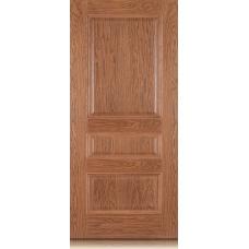 Межкомнатная дверь Мебель массив  Гранада шпон светлый дуб полотно глухое