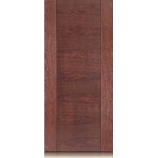 Межкомнатная дверь Мебель массив  Толедо шпон коньячный дуб матовый полотно глухое