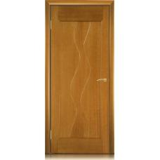 Межкомнатная дверь Мебель массив  Варио шпон африканский орех полотно глухое