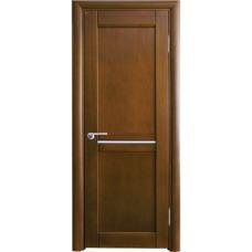 Межкомнатная дверь Волховец Vario 0311 шпон бук орех полотно со стеклом