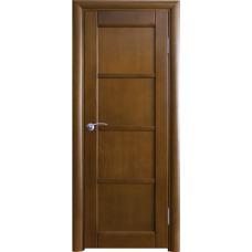 Межкомнатная дверь Волховец Vario 0411 шпон бук орех полотно глухое
