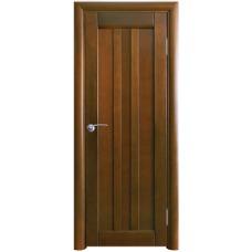 Межкомнатная дверь Волховец Vario 0211 шпон бук орех полотно глухое