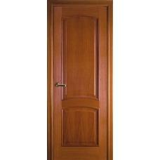 Межкомнатная дверь Волховец Classic 1071 шпон дуб полотно глухое