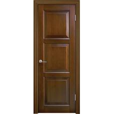Межкомнатная дверь Волховец Legend 0131 шпон бук орех полотно глухое